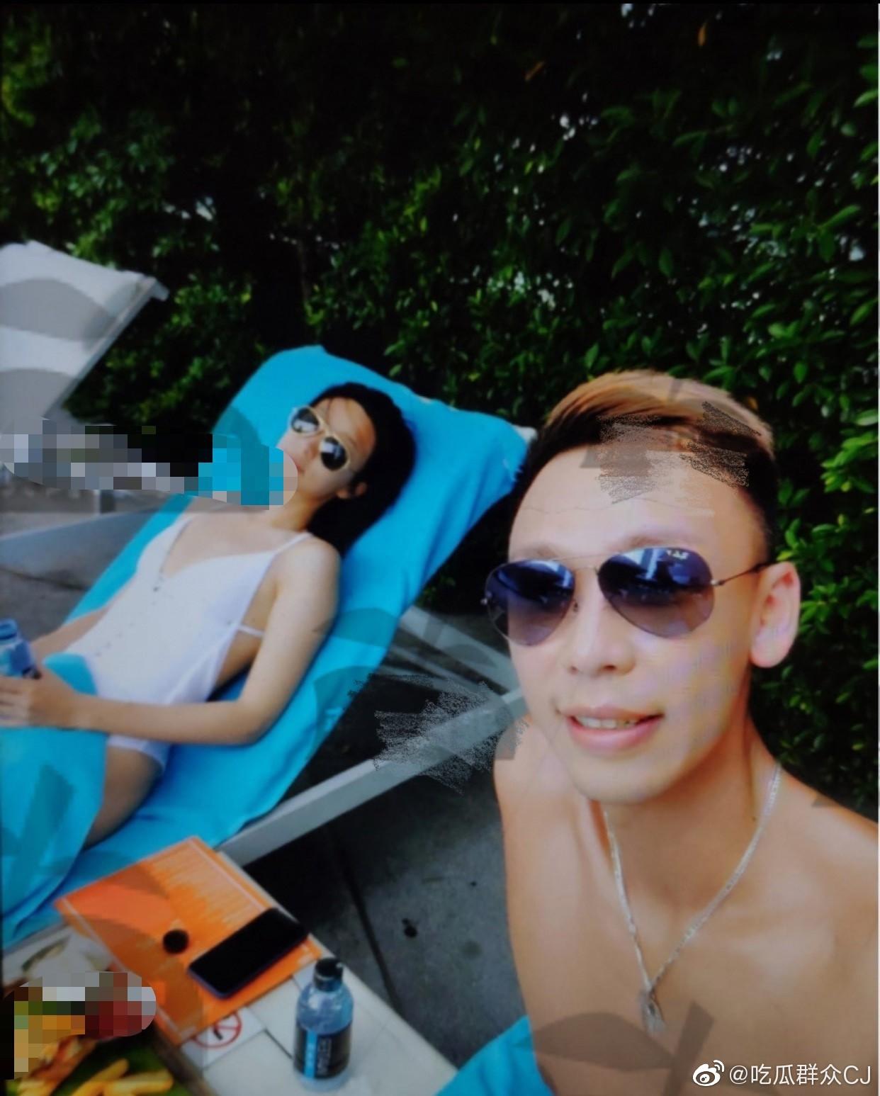 Thêm vụ ngoại tình gây chấn động: Mỹ nhân Hong Kong lộ ảnh giường chiếu với chồng của bạn thân - Ảnh 4.