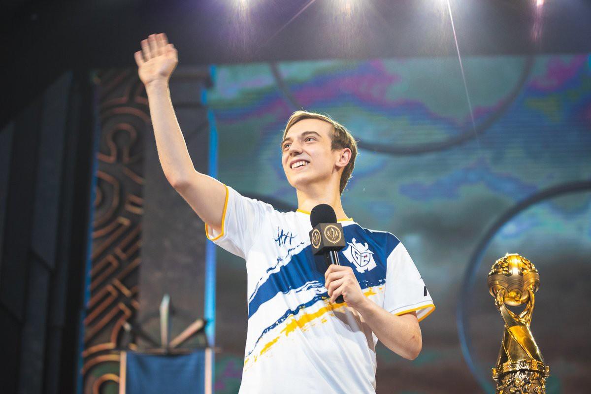 Vô địch MSI 2019, game thủ G2 Esports tuyên chiến thẳng thừng với nhà vô địch thế giới - Ảnh 2.