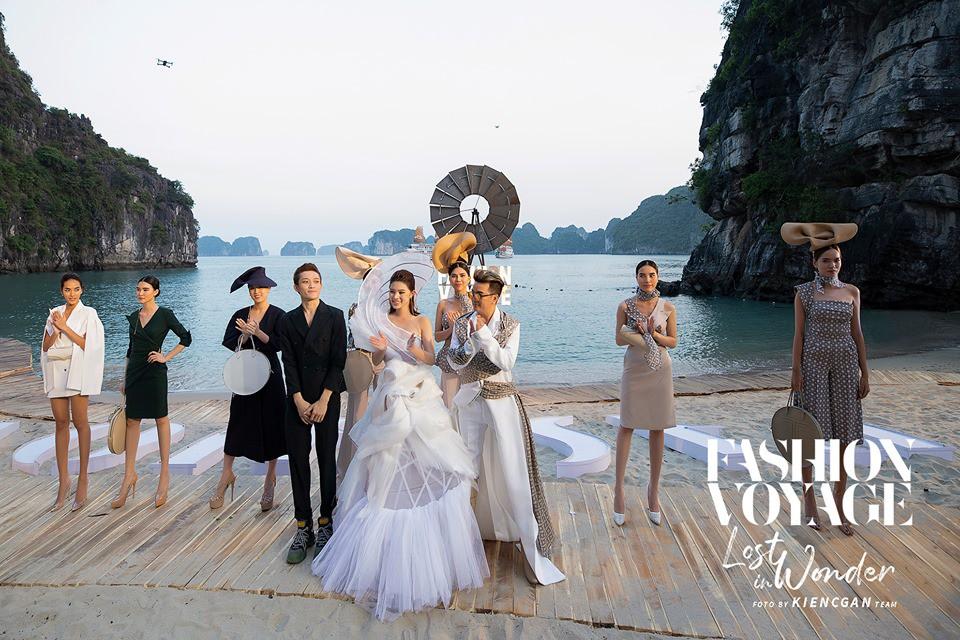 Show diễn Fashion Voyage vừa kết thúc, Lê Thuý cùng dàn mẫu đã lên tiếng tố BTC đối xử tệ và bất công - Ảnh 5.