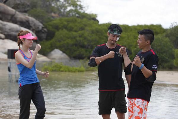 Dàn trai đẹp 6 múi Phái mạnh Việt: Đại náo Running Man, gây sốt Người ấy là ai - Ảnh 21.