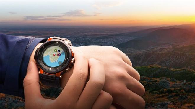 Casio sẽ ra mắt đồng hồ thông minh thương hiệu G-Shock để cạnh tranh với Apple Watch? - Ảnh 1.