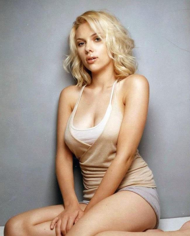 Góa phụ đen Scarlett Johansson: Biểu tượng sex của Hollywood nhưng vẫn thất bại sau 2 cuộc hôn nhân ngắn ngủi - Ảnh 8.