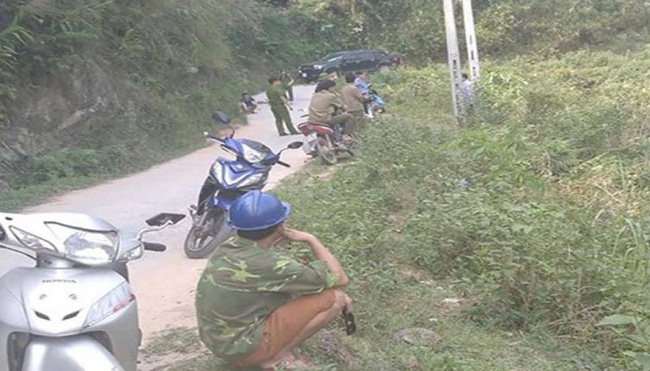 Xe tải lao vực sâu ở Hà Giang, 1 người chết, 2 người bị thương - Ảnh 3.