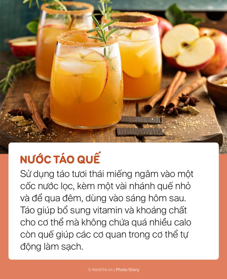 Sau nghỉ lễ, nạp ngay những loại đồ uống này giúp thanh lọc cơ thể cấp tốc - Ảnh 1.