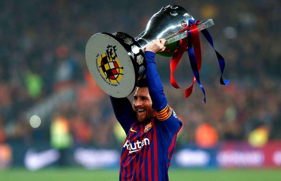 Xin lỗi Ronaldo nhưng Quả bóng vàng 2019 đã thuộc về Lionel Messi - Ảnh 1.
