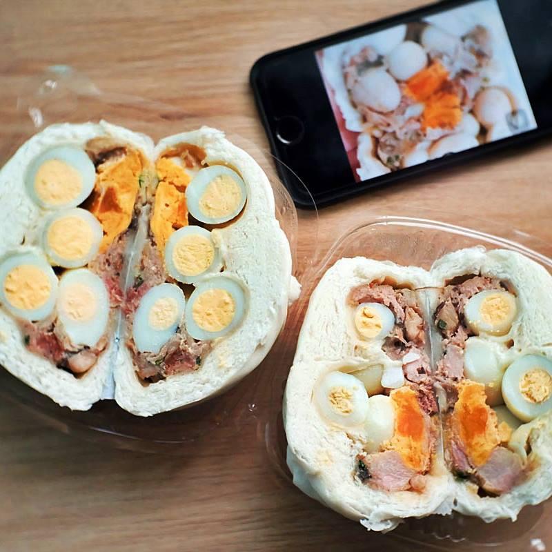 Dân mạng lại tranh cãi vì những chiếc bánh bao chứa cả một buồng trứng: kẻ mơ ước, người nhìn thấy đã mắc nghẹn - Ảnh 2.