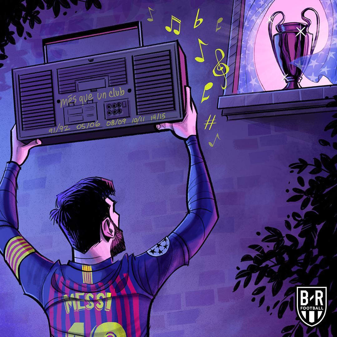 Xin lỗi Ronaldo nhưng Quả bóng vàng 2019 đã thuộc về Lionel Messi - Ảnh 3.