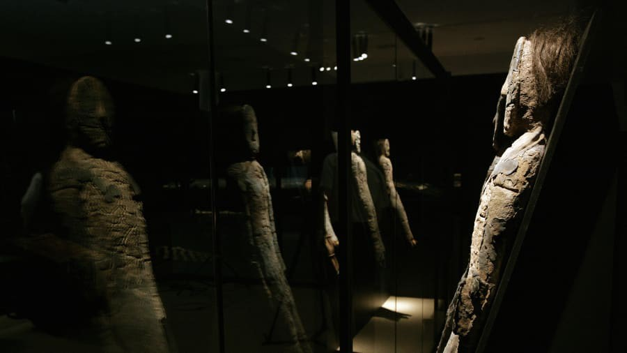 Ngạc nhiên chưa: Những xác ướp cổ nhất thế giới không phải của người Ai Cập - Ảnh 5.