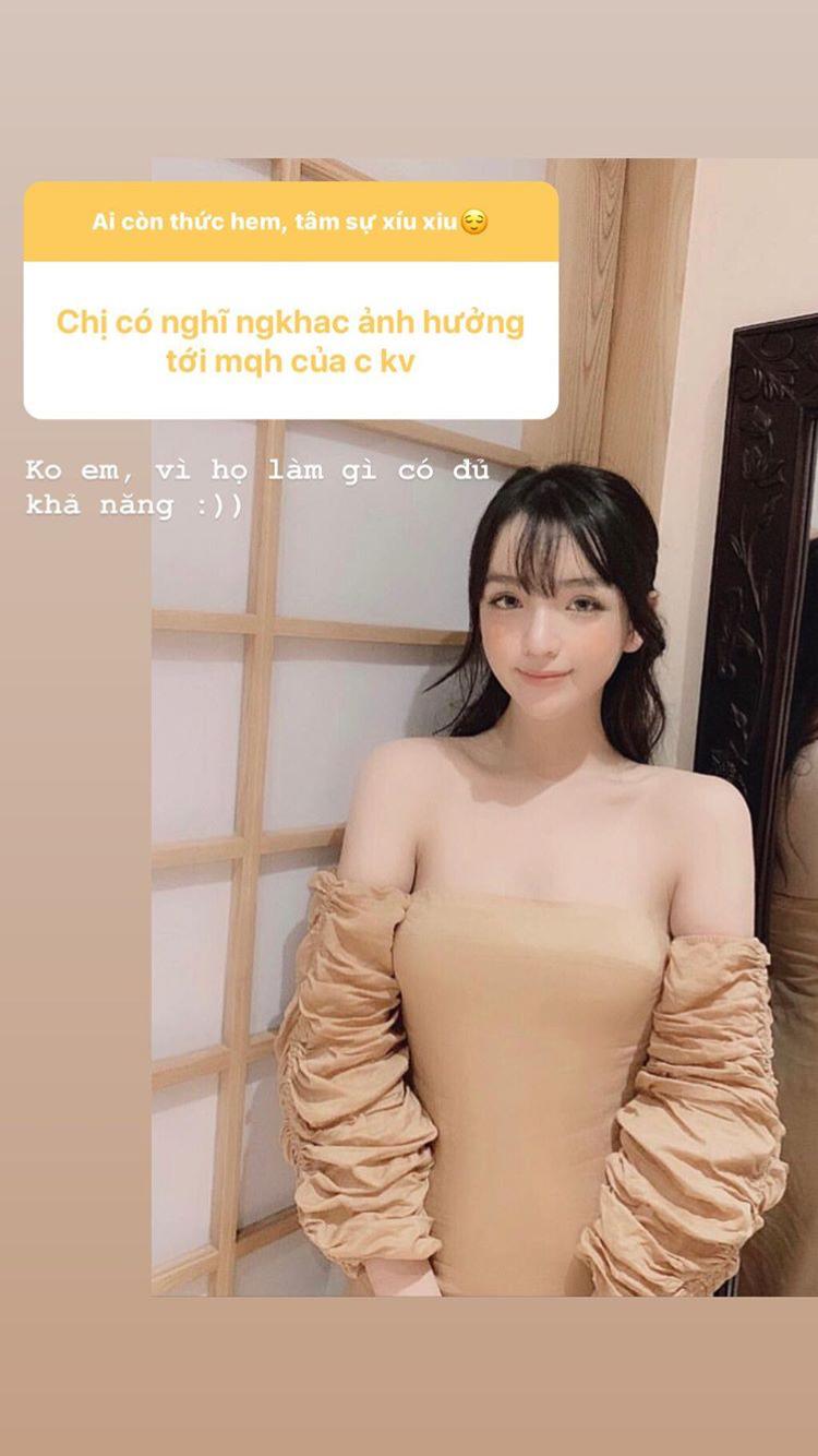 Bạn gái thiếu gia Phan Hoàng vừa yêu lại đã có tuyên bố cực mạnh về người thứ 3, dân tình liền chú ý đến girl xinh này - Ảnh 3.