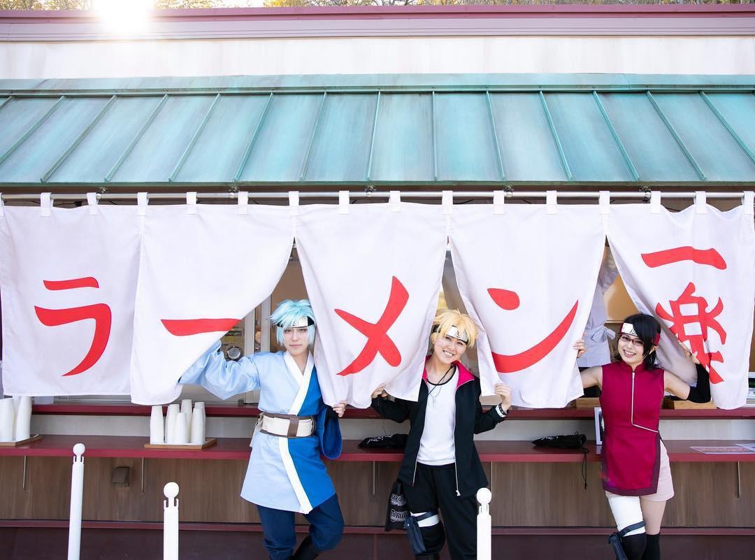 Có gì tại công viên chủ đề Naruto vừa được Nhật Bản trình làng khiến các fan cứng bộ truyện đứng ngồi không yên? - Ảnh 21.