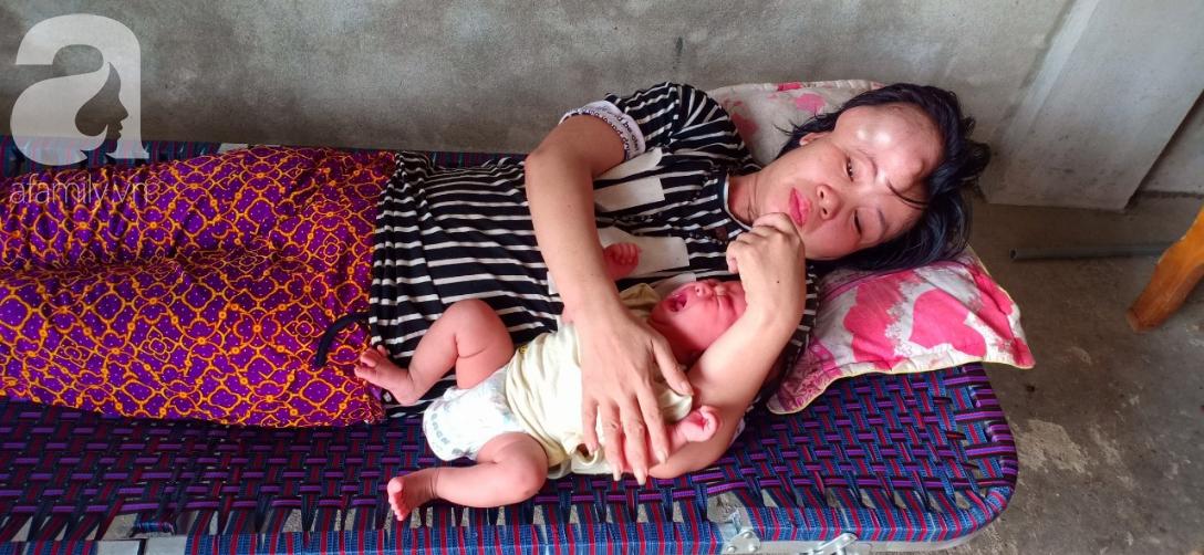 """Người mẹ mang khối u khổng lồ, giành giật sự sống từng ngày để sinh con: """"Em muốn nhìn con lớn một chút nữa rồi chết - Ảnh 10."""