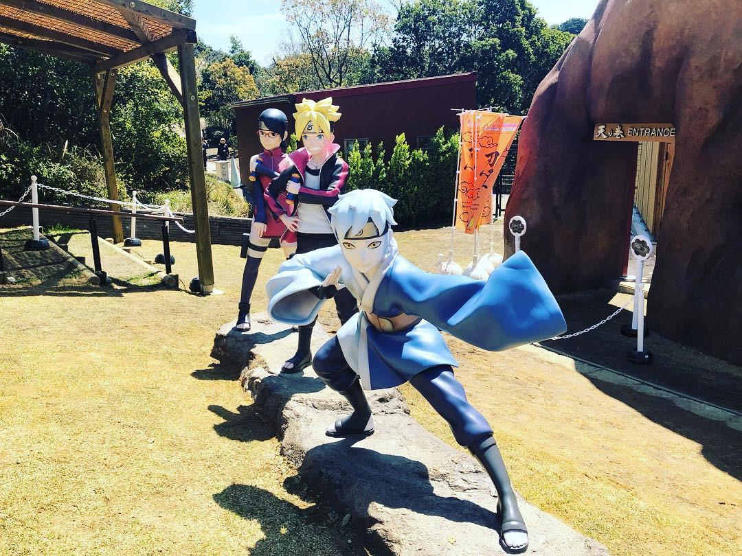 Có gì tại công viên chủ đề Naruto vừa được Nhật Bản trình làng khiến các fan cứng bộ truyện đứng ngồi không yên? - Ảnh 12.