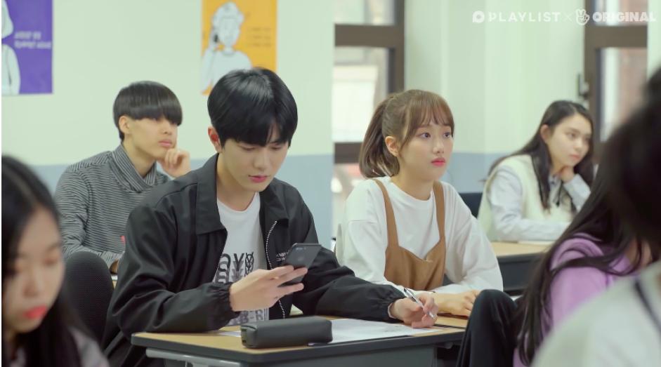 """Vừa xuất hiện, trai đẹp Choi Bo Min đe doạ hất cẳng """"con cưng Kim Dong Hee trong """"A Teen 2"""" - Ảnh 6."""