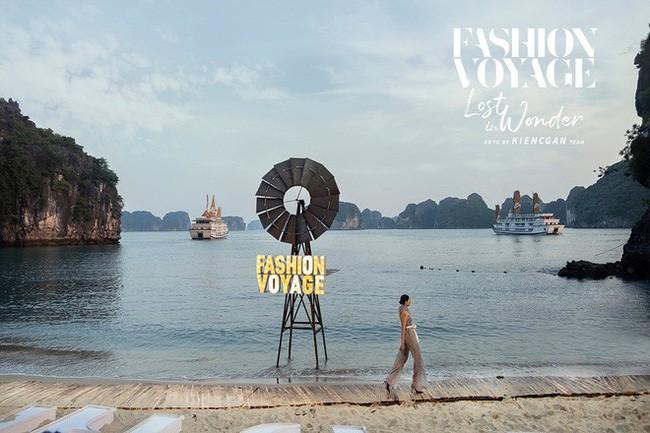 Khám phá hòn đảo mới toanh ở Hạ Long vừa diễn ra fashion show đình đám: Lên hình đẹp đến choáng ngợp, mất 2,5 tiếng để di chuyển bằng tàu! - Ảnh 6.