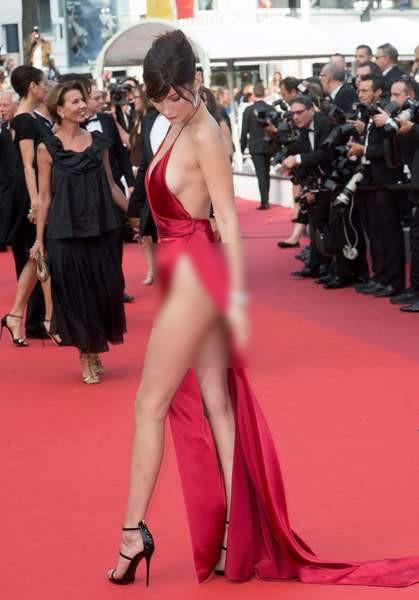 Kendall Jenner, Bella Hadid hay hotgirl Hoa ngữ từng gây sốc vì mặc như không, nhưng vẫn phải chào thua Ngọc Trinh! - Ảnh 7.