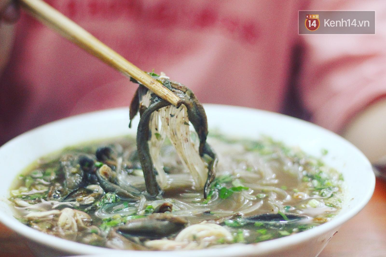 Về Ninh Bình là phải ăn miến lươn em ơi, nhớ nhé các bạn đi du lịch mùa này - Ảnh 6.