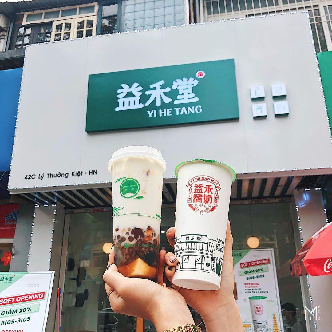 Bí mật đằng sau thương hiệu trà sữa nướng tiên phong tại Việt Nam - Ảnh 1.