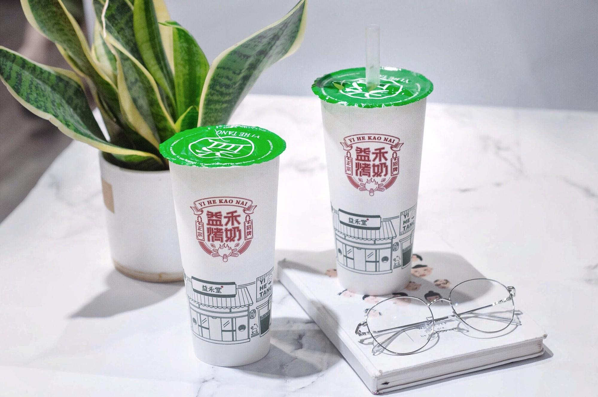Bí mật đằng sau thương hiệu trà sữa nướng tiên phong tại Việt Nam - Ảnh 2.