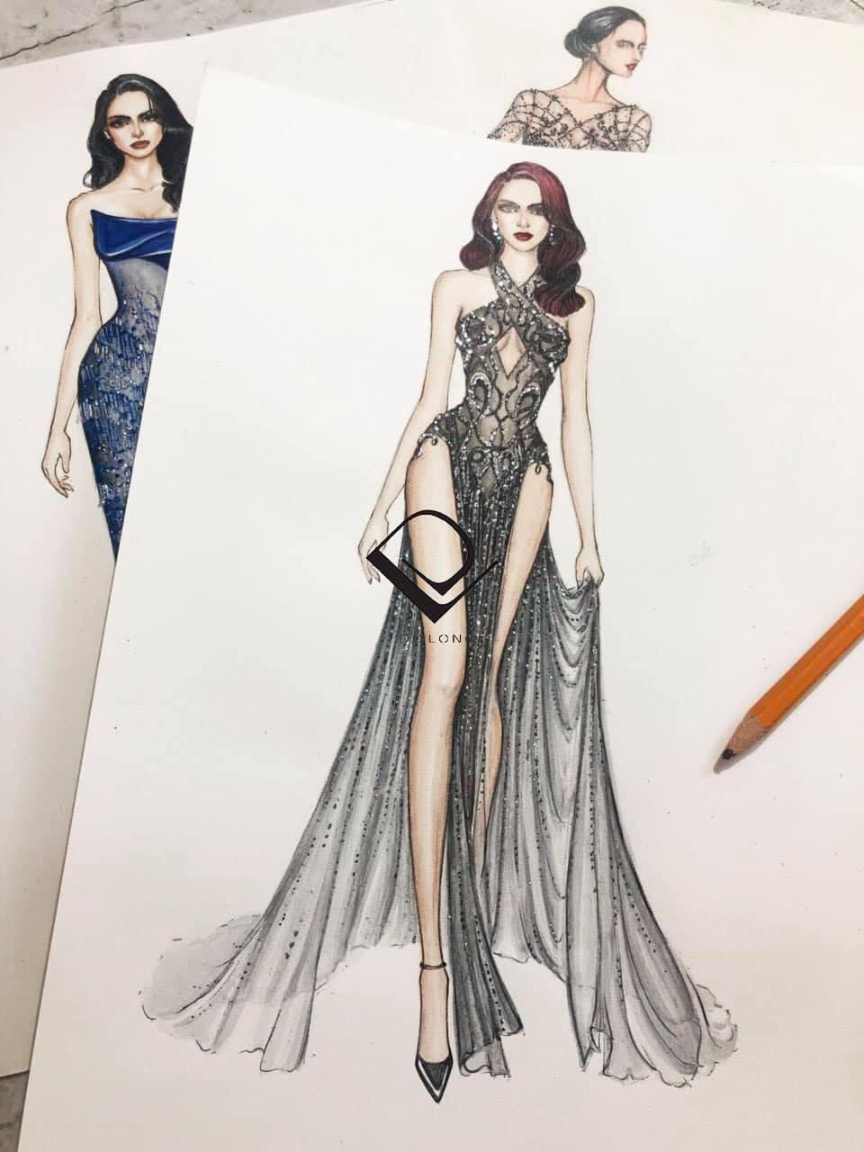 Tiết lộ sốc: Nữ hoàng nội y Ngọc Trinh... không thèm mặc nội y khi diện váy hở bạo tới Cannes - Ảnh 3.