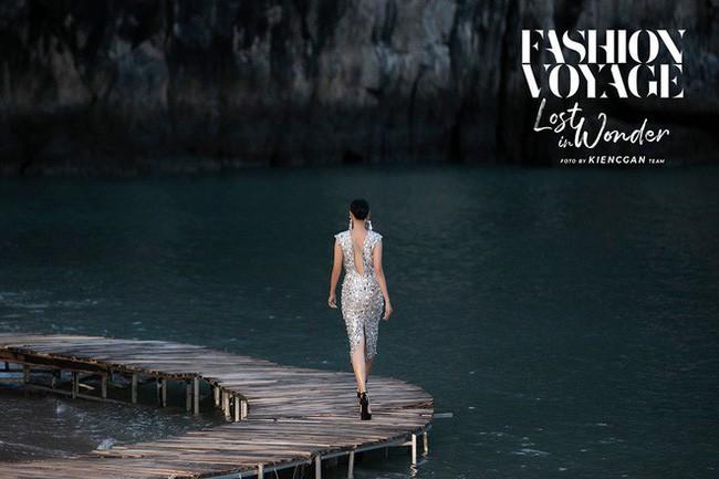 Khám phá hòn đảo mới toanh ở Hạ Long vừa diễn ra fashion show đình đám: Lên hình đẹp đến choáng ngợp, mất 2,5 tiếng để di chuyển bằng tàu! - Ảnh 5.