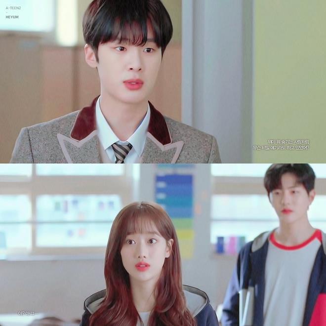 """Vừa xuất hiện, trai đẹp Choi Bo Min đe doạ hất cẳng """"con cưng Kim Dong Hee trong """"A Teen 2"""" - Ảnh 8."""