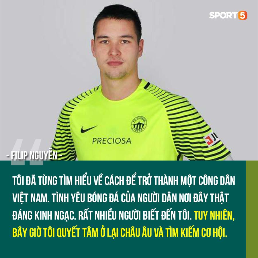 Thủ môn Việt kiều Filip Nguyễn từ chối về chơi ở V.League, nhưng sẵn sàng khoác áo tuyển Việt Nam - Ảnh 2.