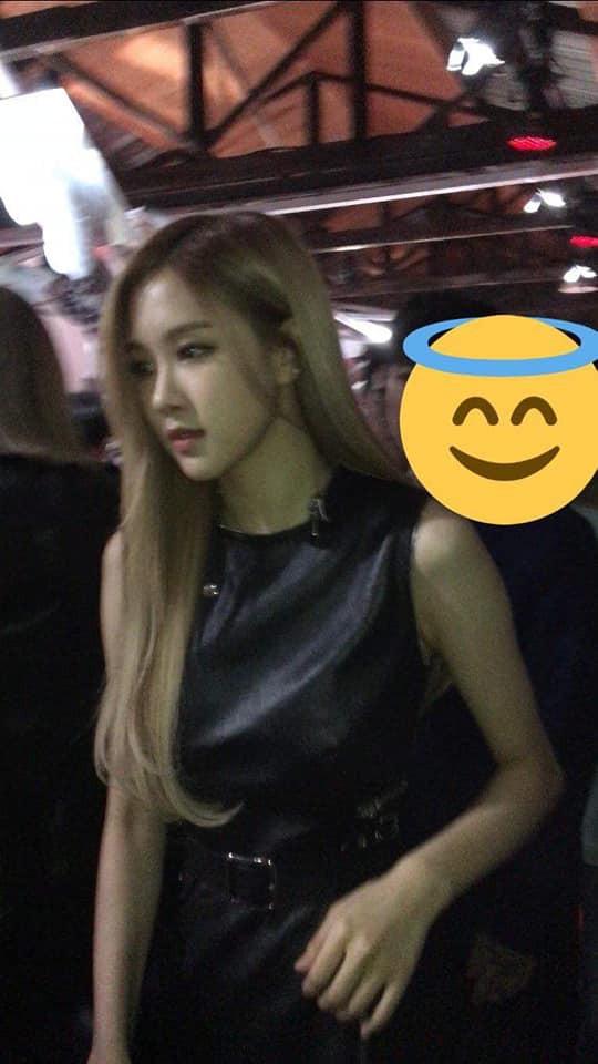 Rosé (BLACKPINK) qua camera thường của fan: Có xứng danh nữ thần hay thánh body của Kpop như lời đồn? - Ảnh 2.