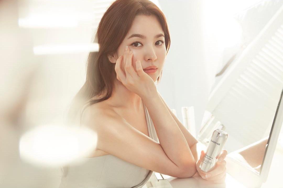 Khiến triệu người mê mẩn vì đẹp tựa nữ thần, nhan sắc ngoài đời của Song Hye Kyo trong mắt trẻ con ra sao? - Ảnh 5.