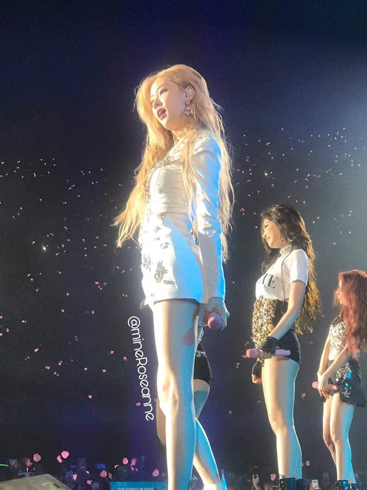 Rosé (BLACKPINK) qua camera thường của fan: Có xứng danh nữ thần hay thánh body của Kpop như lời đồn? - Ảnh 6.
