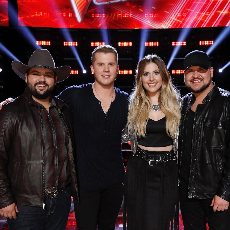 Chung kết The Voice Mỹ: Kelly Clarkson, Adam Levine ngồi chơi xơi nước - Ảnh 1.