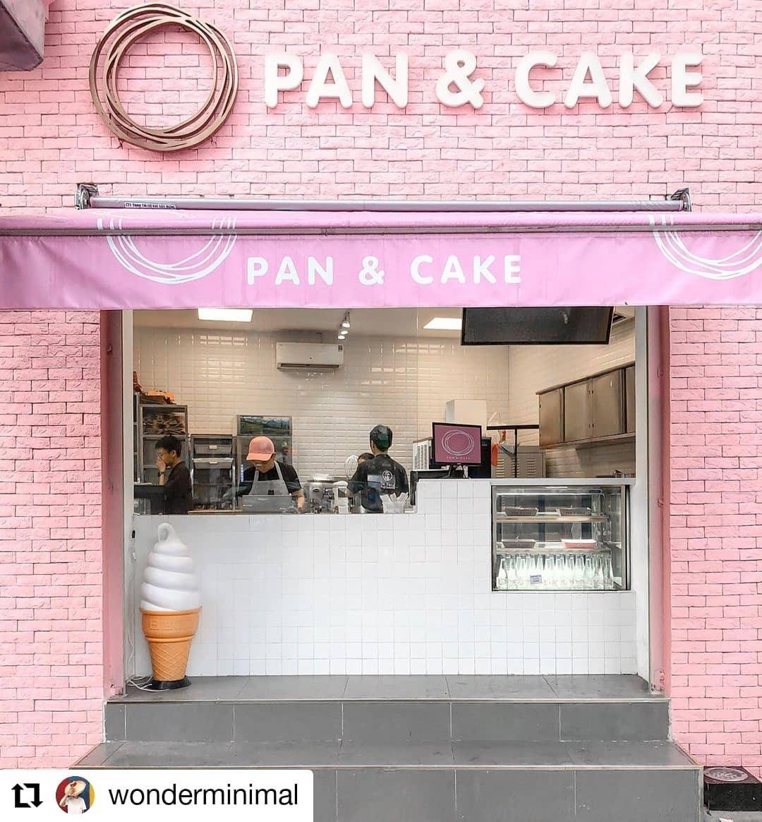Pancake souffle kiểu Nhật bông mịn như mây khiến ai cũng thèm đã có mặt ở Sài Gòn với cửa hàng tông hồng sống ảo - Ảnh 4.
