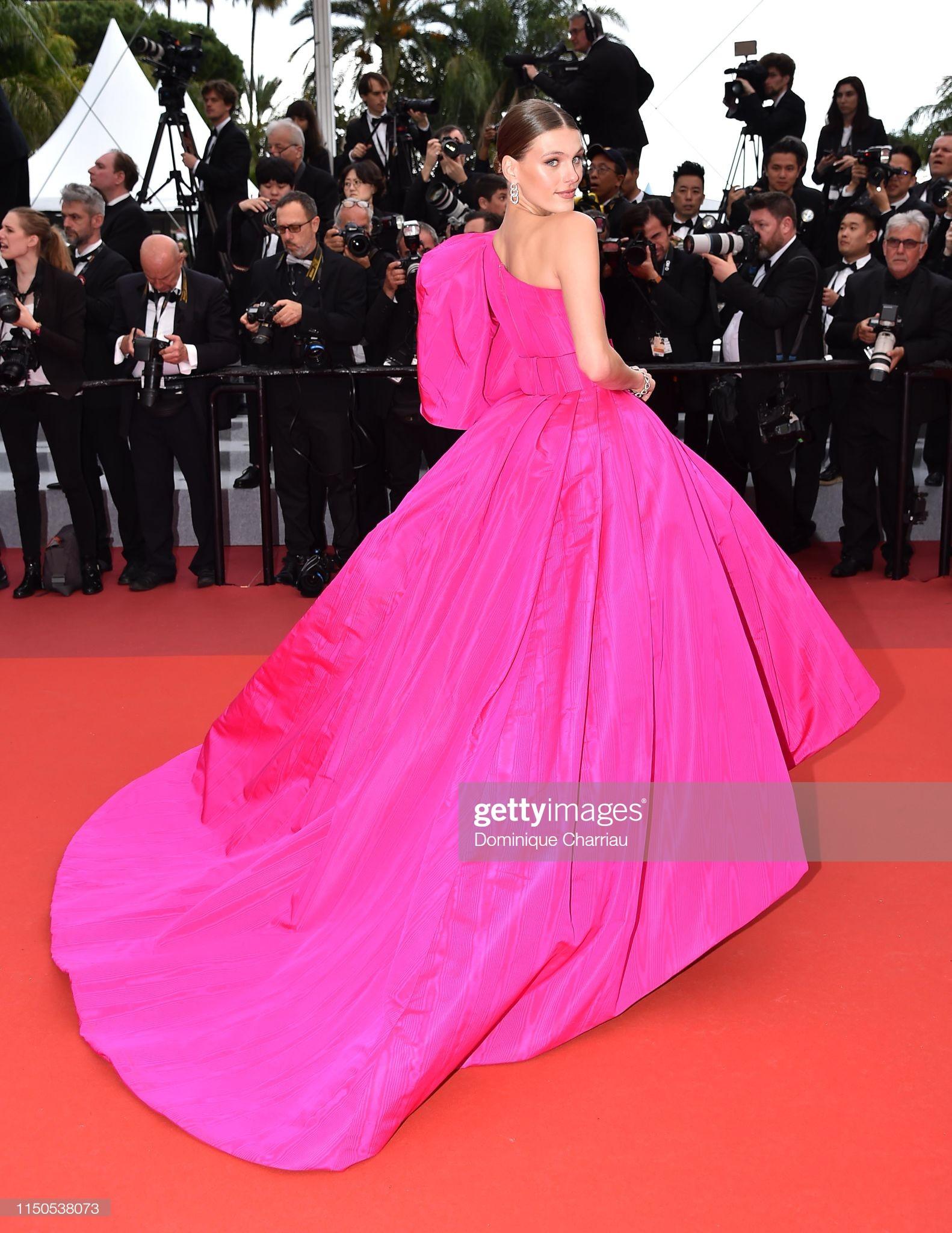 Cannes ngày 6: Chương Tử Di thần thái ngút ngàn, Hoa hậu đẹp nhất mọi thời đại đè bẹp loạt mỹ nhân Hollywood - Ảnh 14.