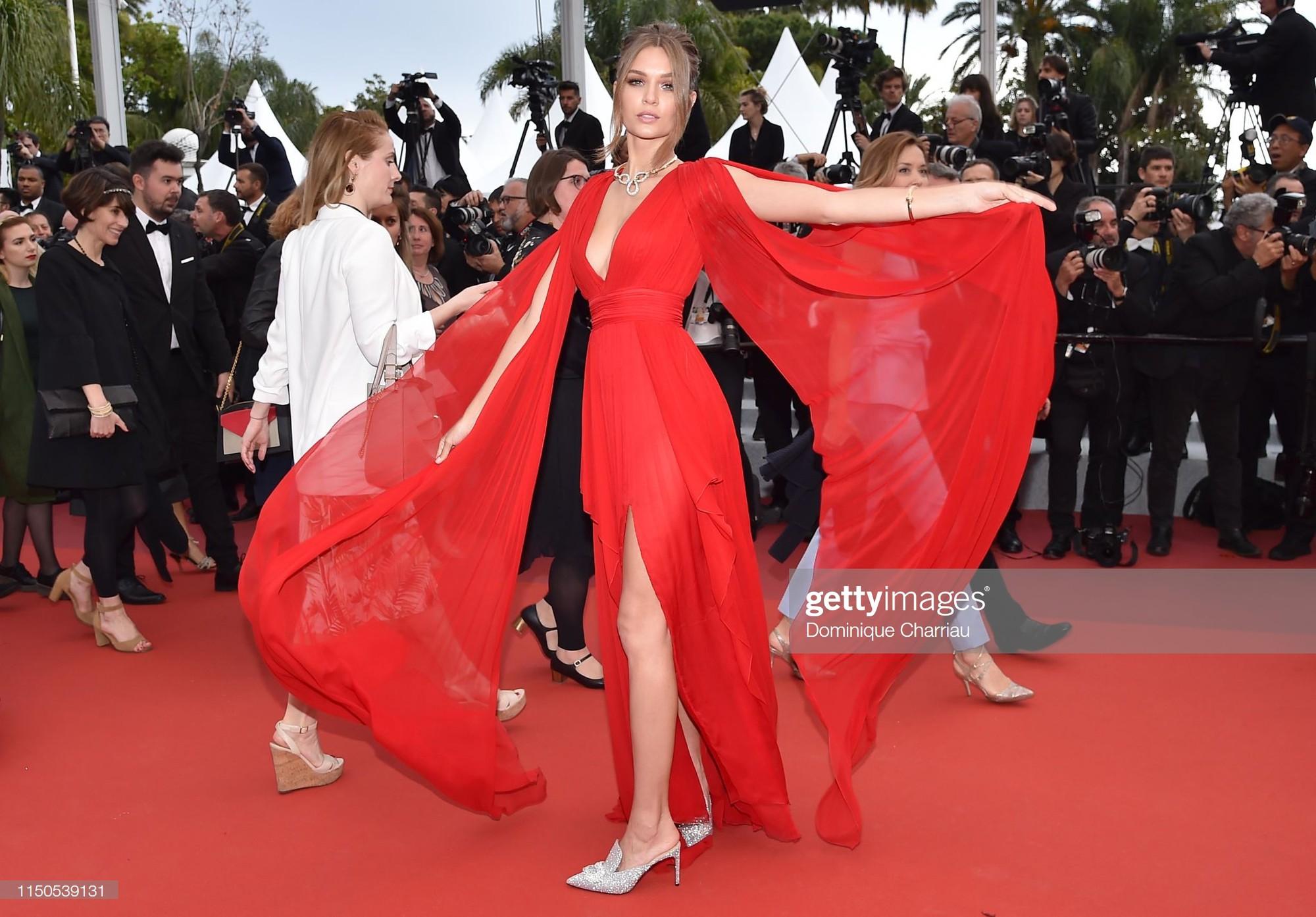 Cannes ngày 6: Chương Tử Di thần thái ngút ngàn, Hoa hậu đẹp nhất mọi thời đại đè bẹp loạt mỹ nhân Hollywood - Ảnh 9.