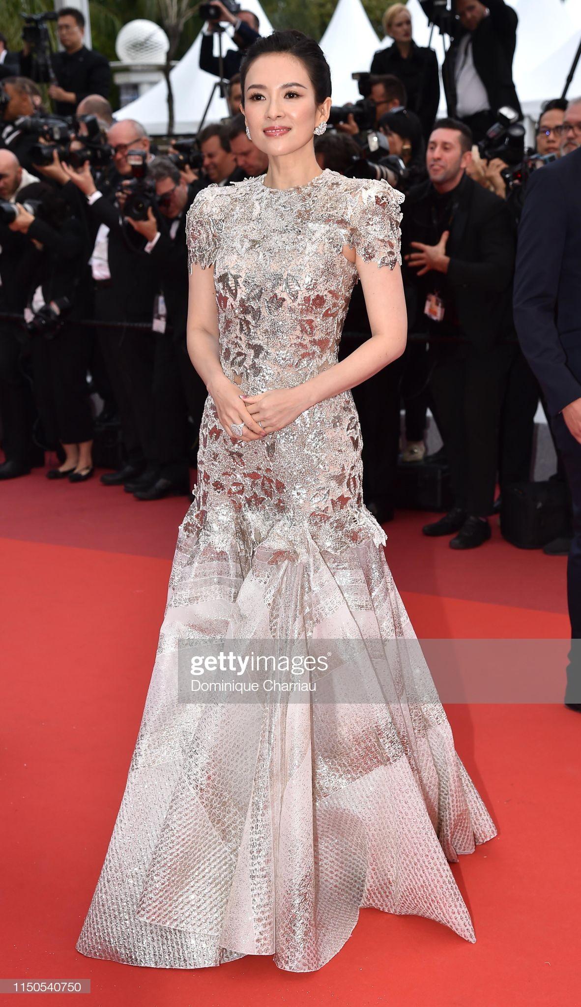 Cannes ngày 6: Chương Tử Di thần thái ngút ngàn, Hoa hậu đẹp nhất mọi thời đại đè bẹp loạt mỹ nhân Hollywood - Ảnh 2.