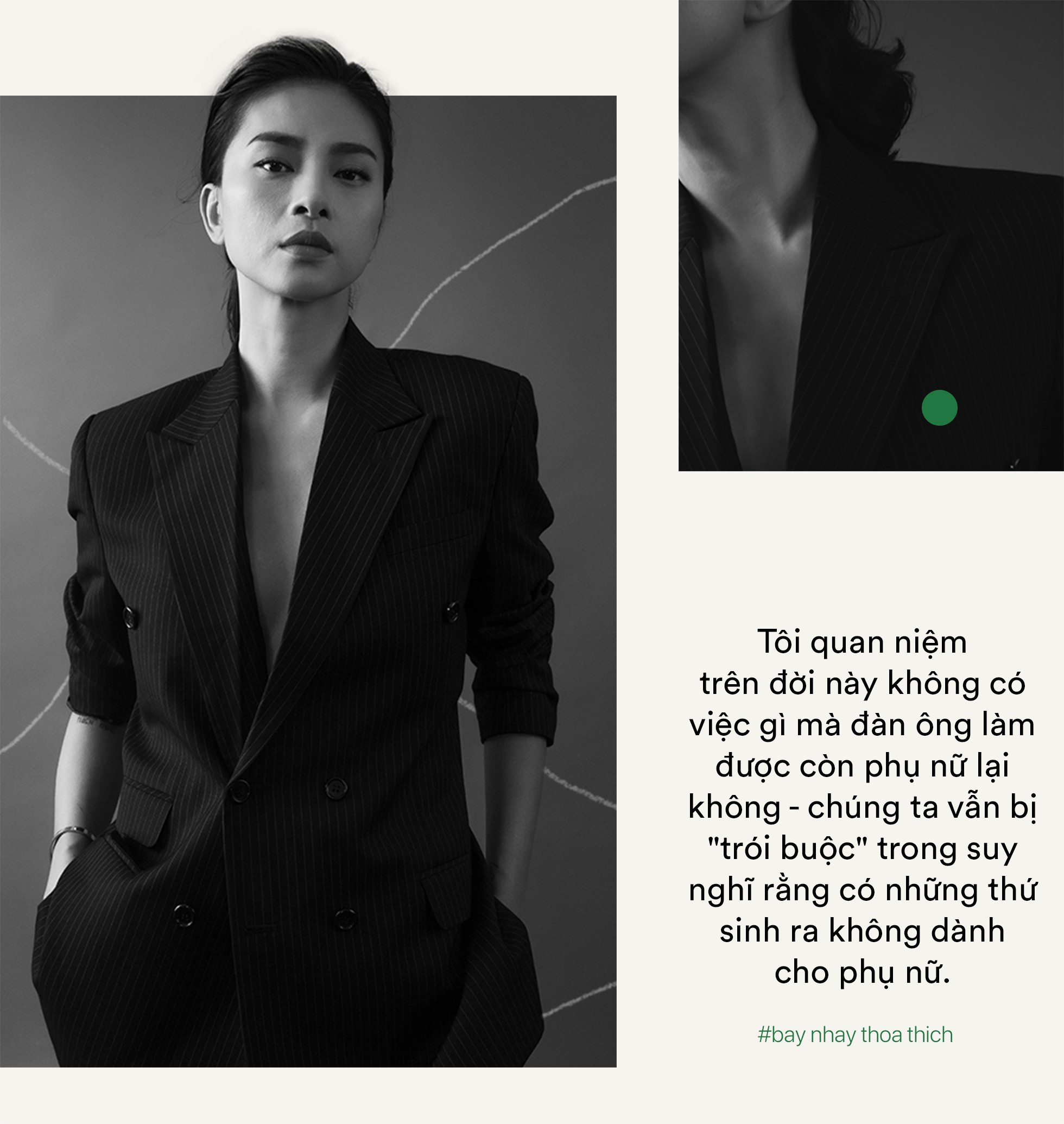 Đối thoại cùng Ngô Thanh Vân: Không ai ngồi đợi thành công tới, muốn sống trọn vẹn phải biết bay nhảy với đời - Ảnh 4.