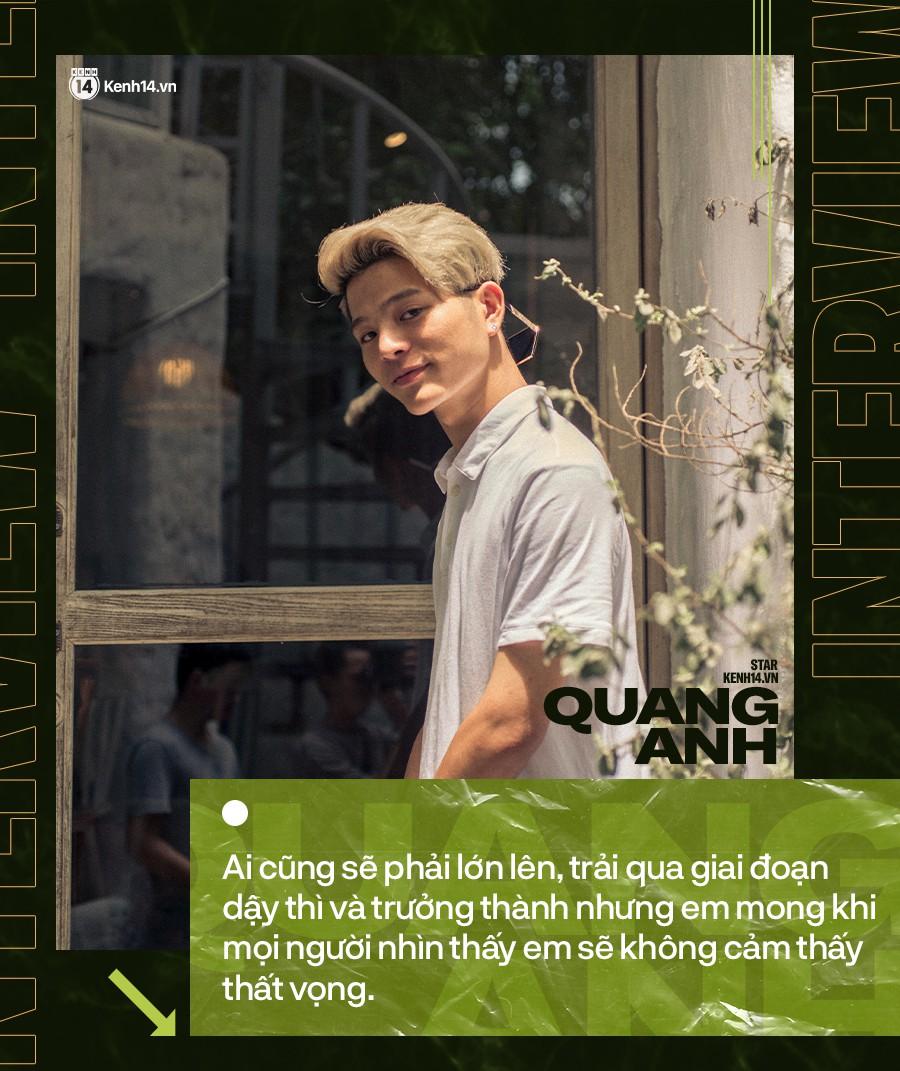 """Quang Anh (The Voice Kids) lần đầu thừa nhận thẩm mỹ gương mặt: """"Em thay đổi là để tôn trọng khán giả"""" - Ảnh 4."""