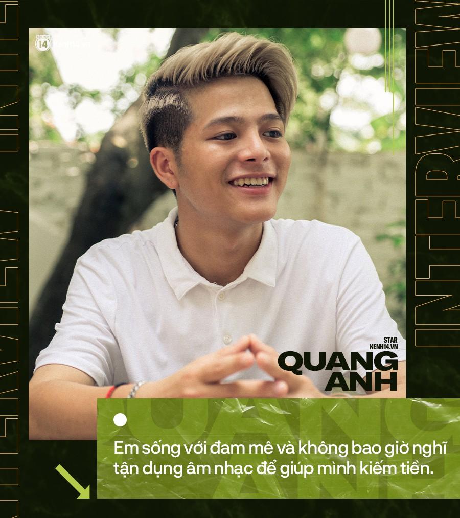 """Quang Anh (The Voice Kids) lần đầu thừa nhận thẩm mỹ gương mặt: """"Em thay đổi là để tôn trọng khán giả"""" - Ảnh 5."""