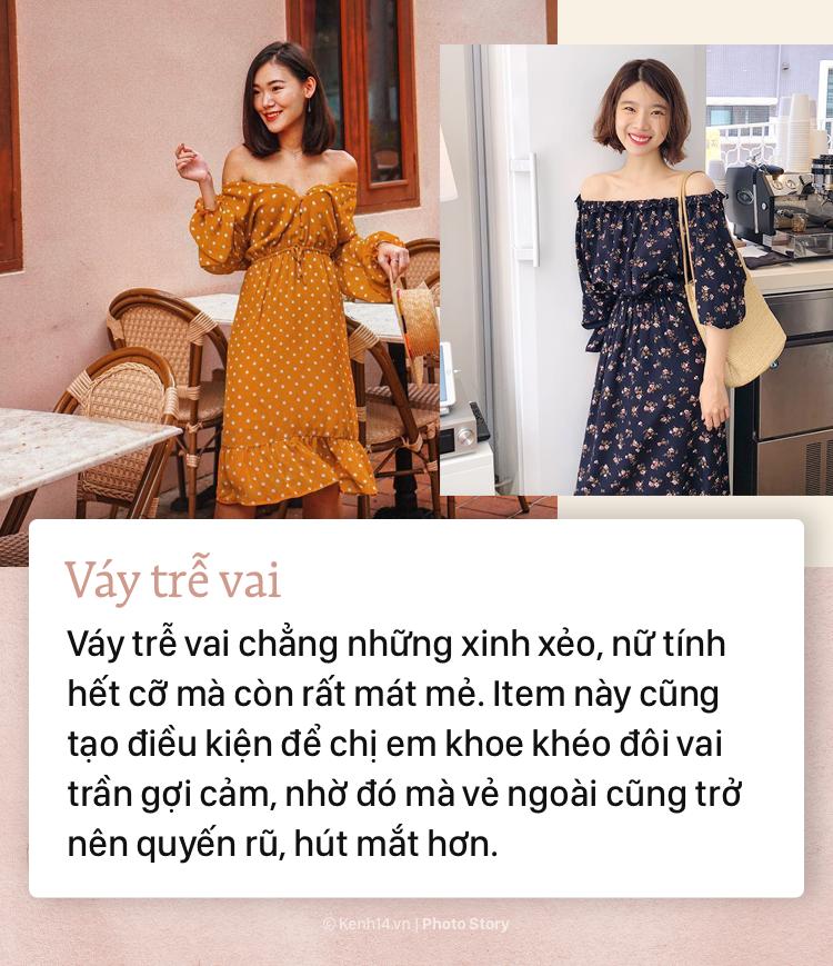 5 mẫu váy cực xinh cho các nàng công sở thay đổi style mùa hè - Ảnh 3.
