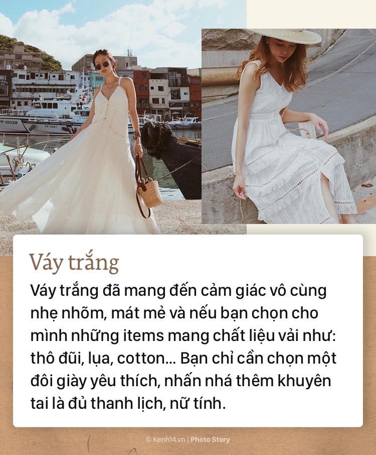 5 mẫu váy cực xinh cho các nàng công sở thay đổi style mùa hè - Ảnh 9.