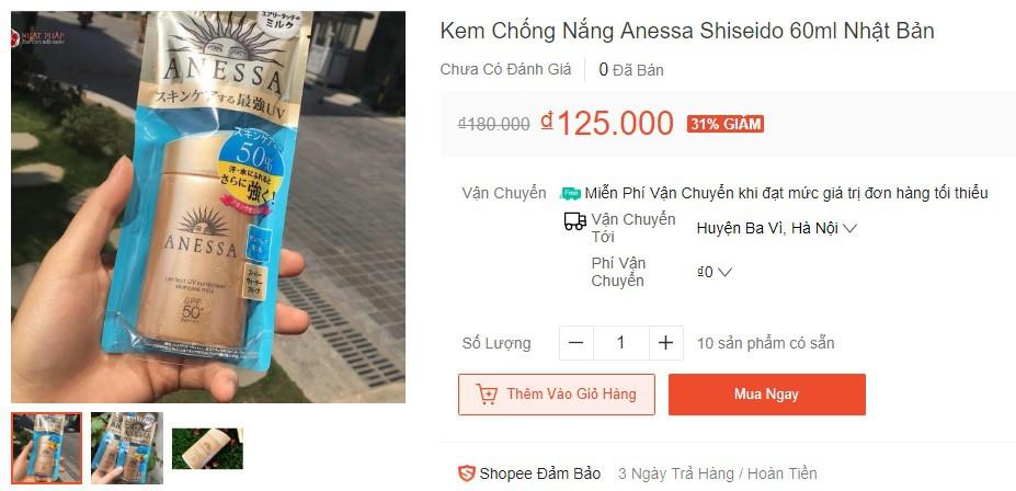 Trung Quốc phát hiện cơ sở làm giả hơn 7.000 lọ kem chống nắng Anessa, nhiều shop Việt Nam bán chỉ bằng 1/10 giá gốc - Ảnh 7.