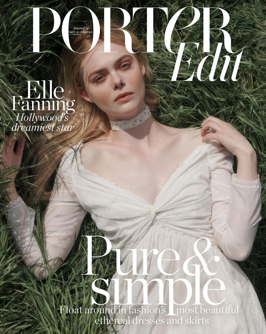 Giám khảo trẻ nhất lịch sử Cannes Elle Fanning: Đẹp vô thực, từ bóng của chị gái thành cô tiên nước Mỹ quyền lực - Ảnh 7.