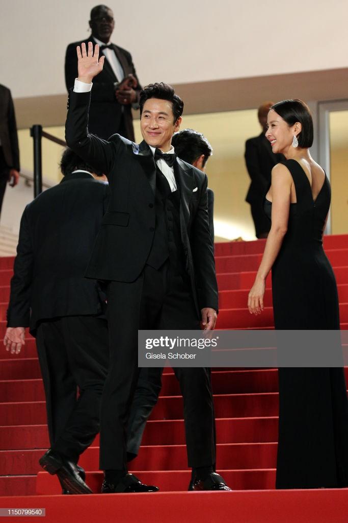 Nữ minh tinh xứ Hàn lên thảm đỏ Cannes: Jeon Ji Hyun và mẹ Kim Tan gây choáng ngợp, nhưng sao nhí này mới đáng nể - Ảnh 14.