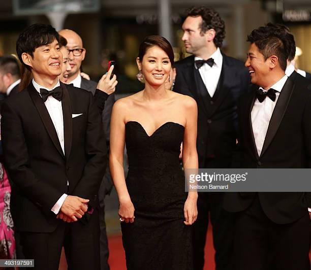 Nữ minh tinh xứ Hàn lên thảm đỏ Cannes: Jeon Ji Hyun và mẹ Kim Tan gây choáng ngợp, nhưng sao nhí này mới đáng nể - Ảnh 7.