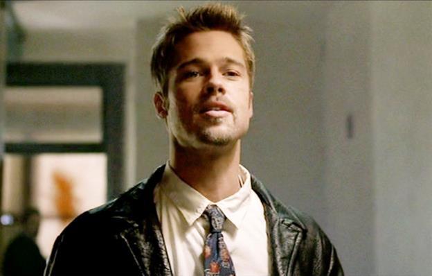 Mê mẩn nhan sắc hai quý ông quyền lực Leonardo và Brad Pitt từ những vai diễn đầu đời - Ảnh 11.