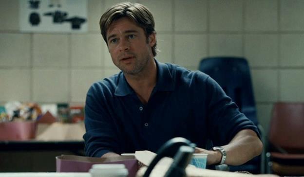 Mê mẩn nhan sắc hai quý ông quyền lực Leonardo và Brad Pitt từ những vai diễn đầu đời - Ảnh 14.