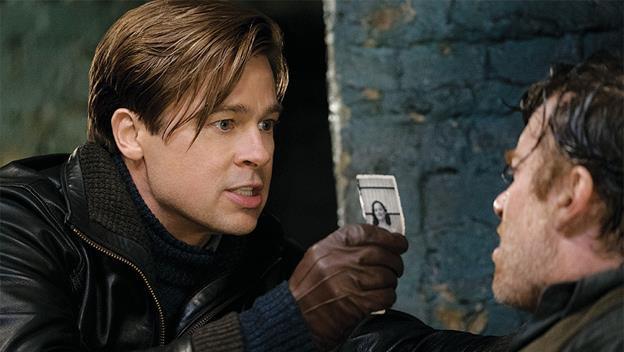 Mê mẩn nhan sắc hai quý ông quyền lực Leonardo và Brad Pitt từ những vai diễn đầu đời - Ảnh 17.