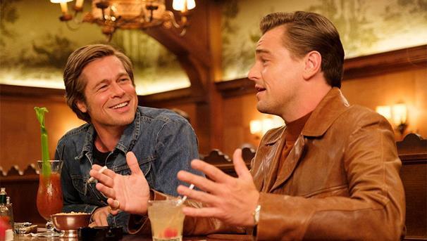Mê mẩn nhan sắc hai quý ông quyền lực Leonardo và Brad Pitt từ những vai diễn đầu đời - Ảnh 20.