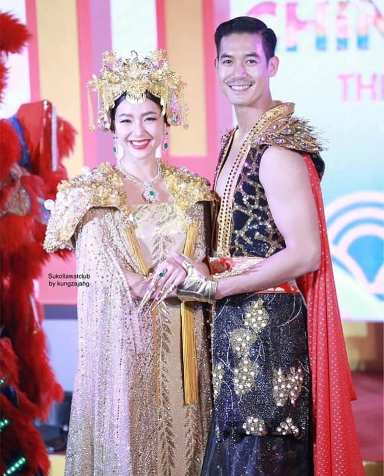 Những chuyện tình vượt nhà đài hot nhất showbiz Thái: Rắc rối như phim, Mario Maurer không ấn tượng bằng cặp đầu - Ảnh 6.
