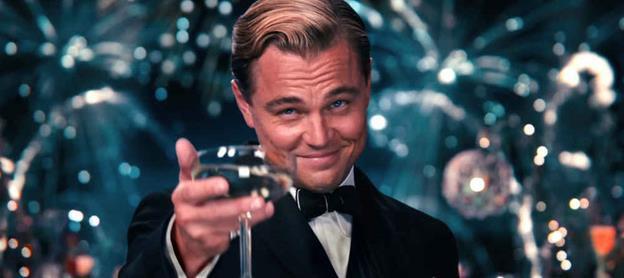 Mê mẩn nhan sắc hai quý ông quyền lực Leonardo và Brad Pitt từ những vai diễn đầu đời - Ảnh 7.