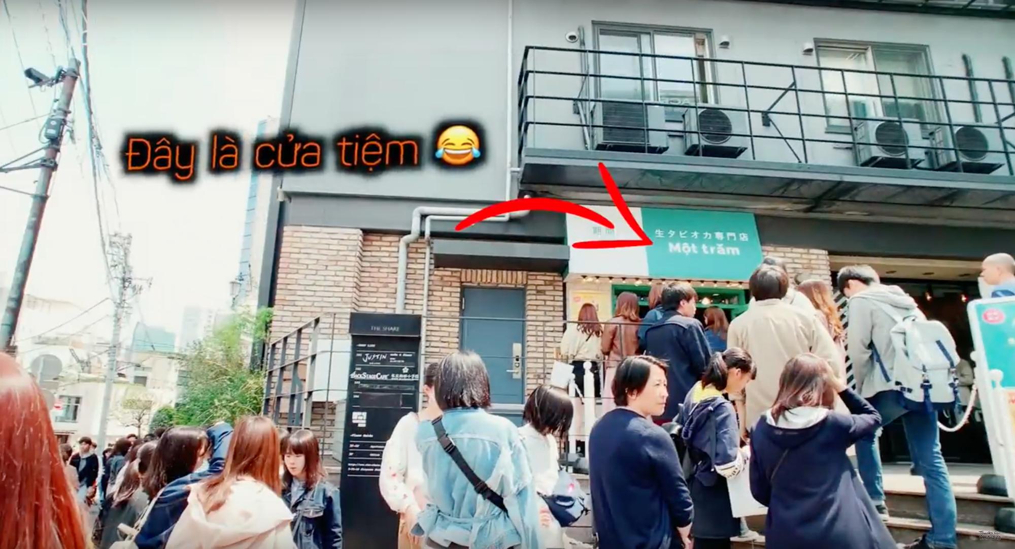 Theo chân du học sinh Việt khám phá nguyên do Trà Sữa Một Trăm gây sốt trên đất Nhật, thậm chí lên cả TV - Ảnh 2.